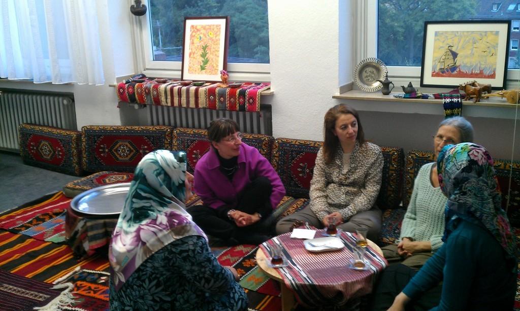 Interkulturelle Woche Rund um die Partnerstadt Nevsehir
