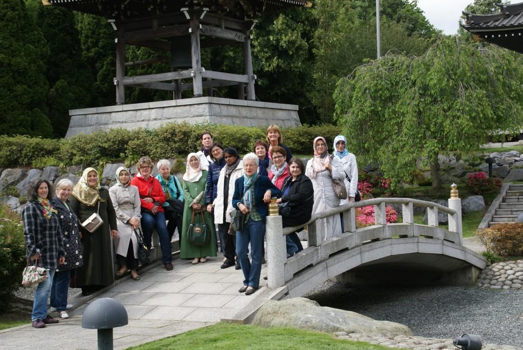 Besuch im EKO-Haus der japanischen Kultur